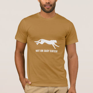Cheetah Not an Easy Catch T-Shirt