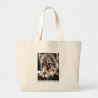 Cheetah Painting  Bag