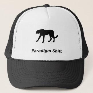 Cheetah Paradigm Shift Trucker Hat
