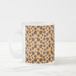 Cheetah Pattern Coffee Mug