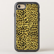 cheetah Pattern OtterBox Symmetry iPhone 7 Case
