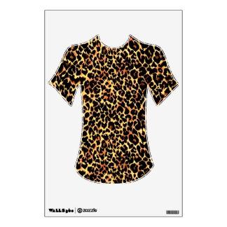 Cheetah Pattern Wall Decal