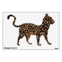 Cheetah Pattern Wall Sticker