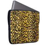 Cheetah Peace Angel Laptop Sleeve
