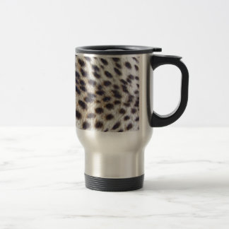 Cheetah Pelt Travel Mug
