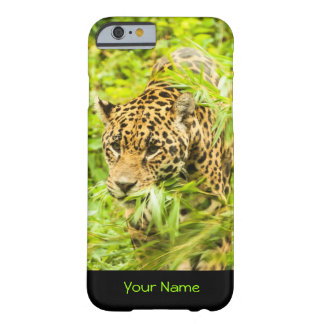 Cheetah Personalized Name - Iphone 6 Case