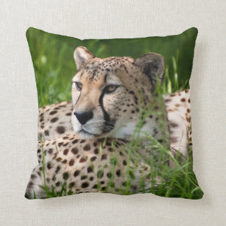CHEETAH PILLOW CUSHION
