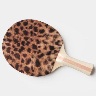 Cheetah Ping Pong Paddle