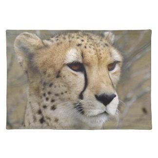 Cheetah Cloth Place Mat