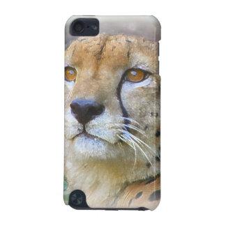 Cheetah portrait iPod touch 5G case