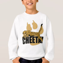 Cheetah Power Sweatshirt