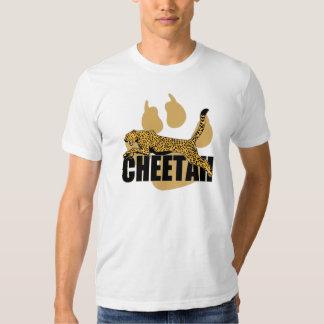 Cheetah Power Tee Shirt