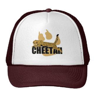 Cheetah Power Trucker Hat