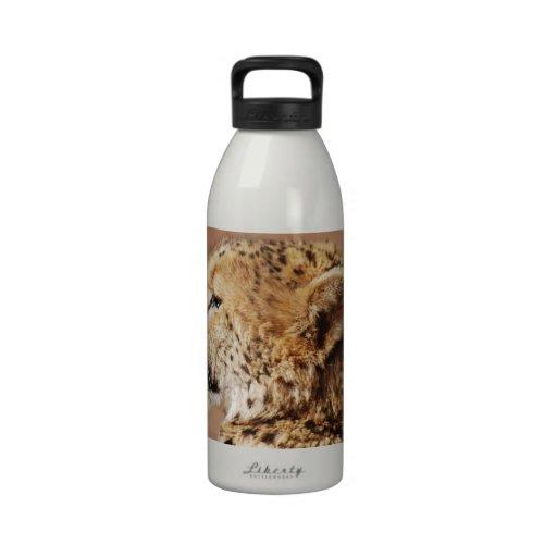 Cheetah Prince Water Bottle