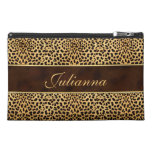 Cheetah Print and Stiletto Custom Travel Bag Travel Accessories Bags
