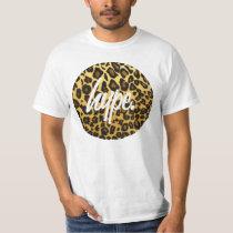 cheetah print hype T-Shirt