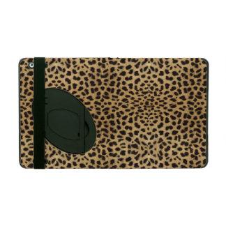 Cheetah Print iPad Folio Cases