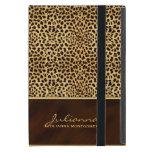 Cheetah Print Mini Tablet Case Covers For iPad Mini
