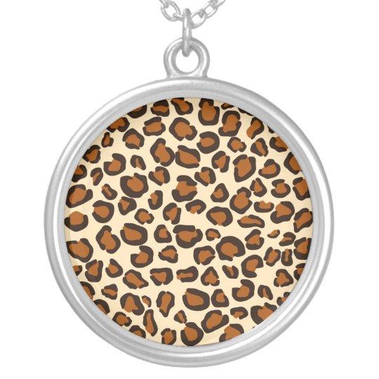Cheetah print - Necklace