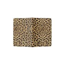 Cheetah Print Passport Holder
