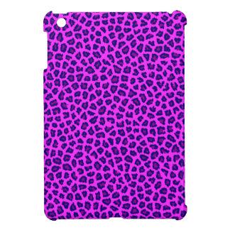 Cheetah Print Purple on Pink Cover For The iPad Mini