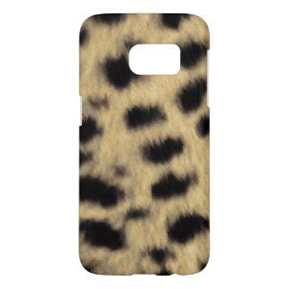 Cheetah Print Samsung Galaxy S7 Case