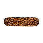 Cheetah Print Skateboard - Due to it's popularity!