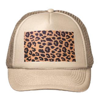 Cheetah prints trucker hat