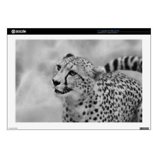 """Cheetah profile 17"""" laptop skins"""
