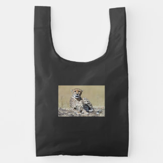 Cheetah Reusable Bag