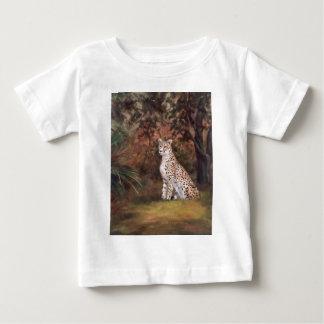 Cheetah Sitting Proud Infant Tshirt
