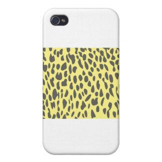 Cheetah Skin Pattern iPhone 4 Cover