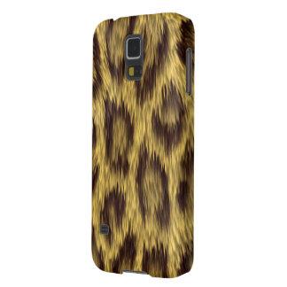 Cheetah Skin Print Galaxy S5 Cover