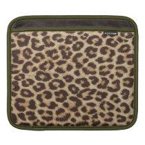 Cheetah Skin Print iPad Sleeve