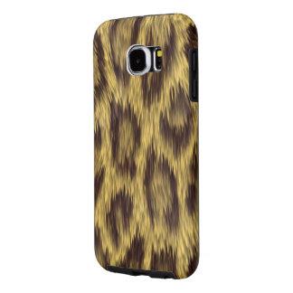 Cheetah Skin Print Samsung Galaxy S6 Case