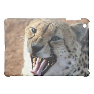 Cheetah Snarl iPad Case