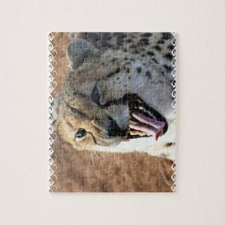 Cheetah Snarl Puzzle