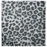 Cheetah Spot Animal Print Wild Cat Safari Napkins