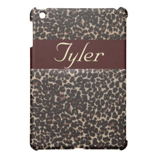 Cheetah Spot iPad Case