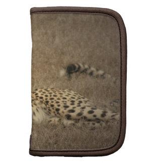 Cheetah Spots  Wallet Folio Planners