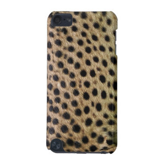 Cheetah Spotted Faux Fur, Wildlife Photo-sample iPod Touch (5th Generation) Case