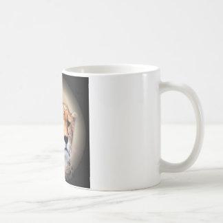 Cheetah Tear Marks Hakunamatata.png Classic White Coffee Mug