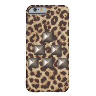 Cheetah Triangle Studded Case iPhone 6 Case
