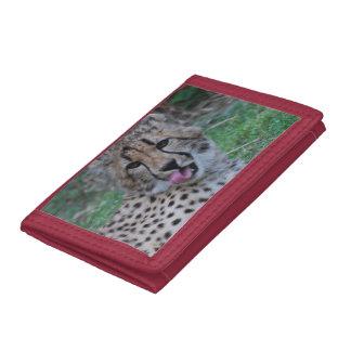 Cheetah Trifold Wallet