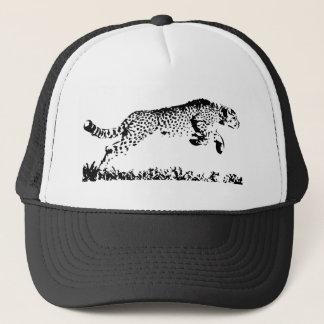 Cheetah Trucker Hat