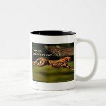 Cheetah Two-Tone Coffee Mug