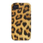 Cheetah Vibe iPhone 4 Covers