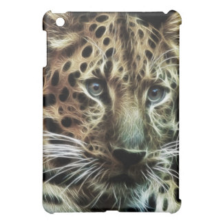 Cheetah Wild Animal iPad Mini Cover