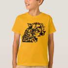 CHEETAH WILD ANIMAL  SHIRTS