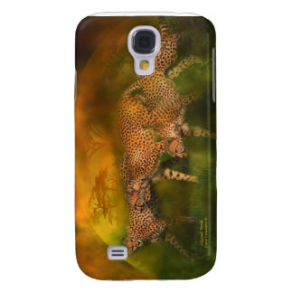 Cheetah World Art Case for iPhone 3 Galaxy S4 Cover